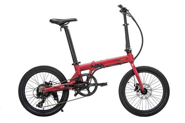 электровелосипед Qualisports Bike велосипед