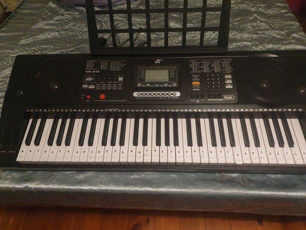 Keyboard MK-812 dynamiczne klawisze (61)