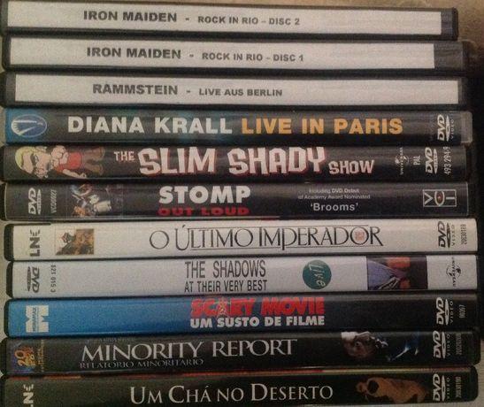Filmes todos DVD novos