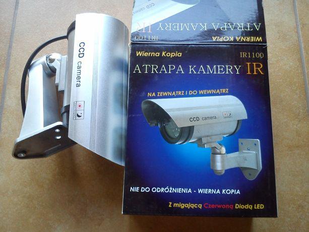 atrapa kamery zewnętrznej