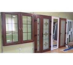 Вікна та двері металопластикові WDS, TROCAL, REHAU від виробника