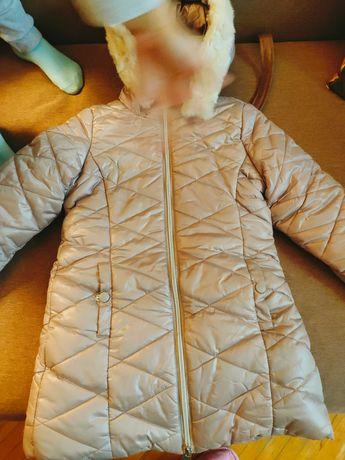 Куртка детская демисезон-зима, теплая  Coccodrillo