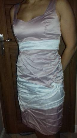 Sukienka z regulacją ramiączek i w biuście L/XL