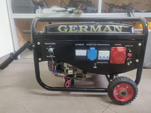 Генератор бензиновий German