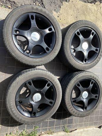 Jantes originais 5x100 Seat Leon (1M)/Toledo (1M2) Tdi Sport