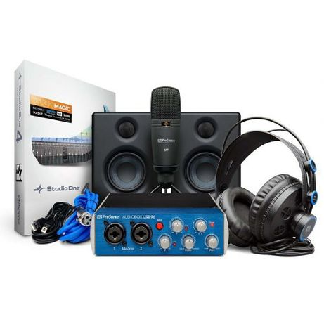 PreSonus: PreSonus AudioBox USB 96 Studio Ultimate + GRATISY