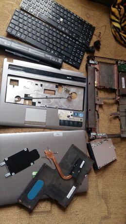 Продам ноутбук запчасти MSI CX640 A6400 разборка