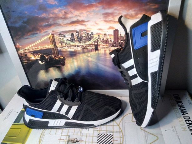 "Adidas EQT Cushion ADV ""Black Royal"""