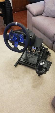Logitech G920 + upgrades