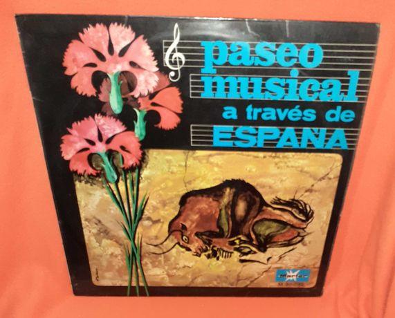 Disco Vinil- Paseo Musical