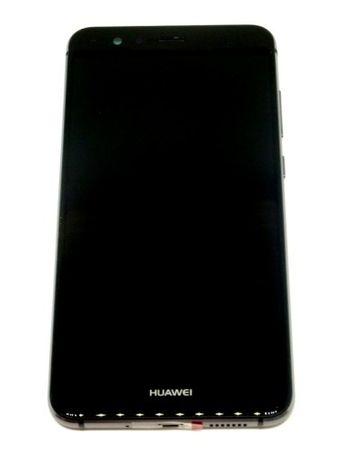 Huawei P10lite P10 + montaż wyświetlacz ramka dotyk TanieEkrany.pl