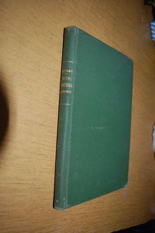 """Książka """"Kartki z notatnika nerwowca"""" Oktawjusz Mirbeau"""