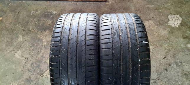 Opony letnie 295/40R20 Michelin Latitude Sport 3 ^ 2szt.