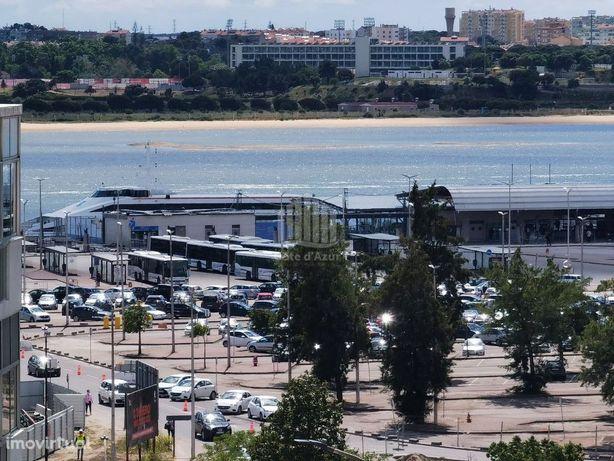Apartamento T2 no Barreiro com Vista Rio.