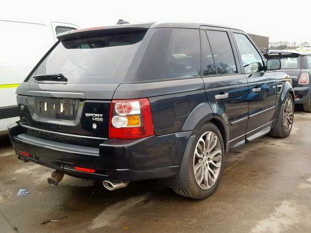 Land Rover Range Rover Sport Крыло Панель задняя Балка передняя