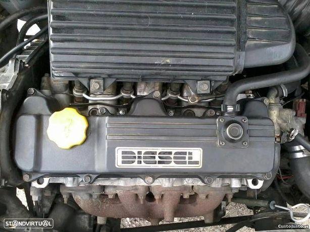 Motor Opel Corsa B 1.5D (Isuzo)