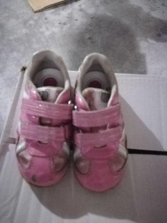 Sapatos/sapatilhas menina tamanho 23