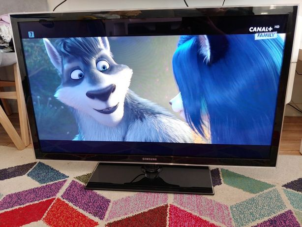 "Telewizor 40"" Samsung LED full HD UE40D5000"