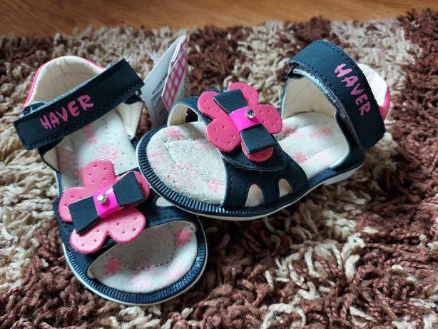 Sandałki 21 NOWE