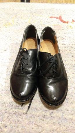 Buty damskie Ryłko półbuty połówki