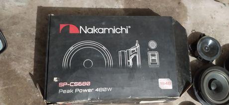 Сітки, решітки на динаміки Nakamichi