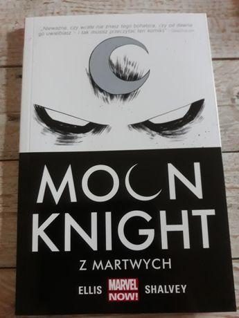 Moon Knight. Z martwych