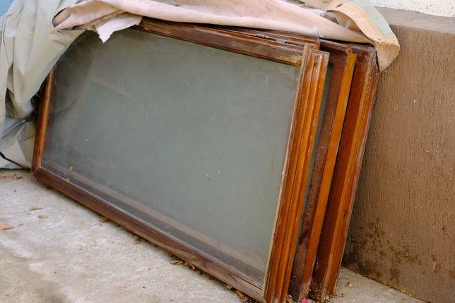 Окна деревянные 1540х740