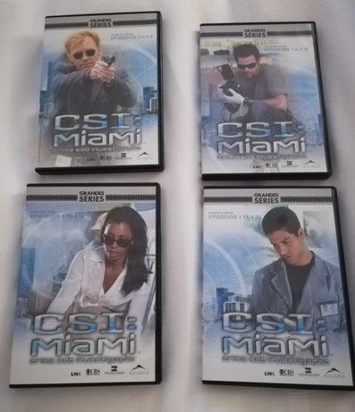 CSI - séries