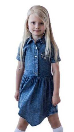 Sukienka jeansowa all for kids