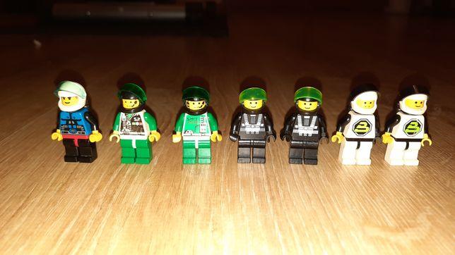 Lego figurki space kosmos