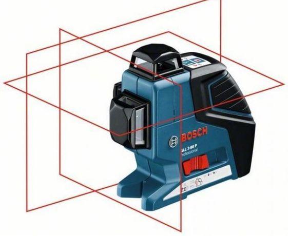 Послуги лазерного уровня розмітка під стяжку нивелир bosch gll 3-80