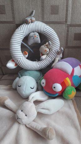 Zabawki dla dziewczynki, noworodka, niemowlaka