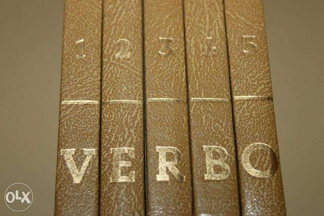 Enciclopédia do Mundo Moderno 5 Volumes -Verbo
