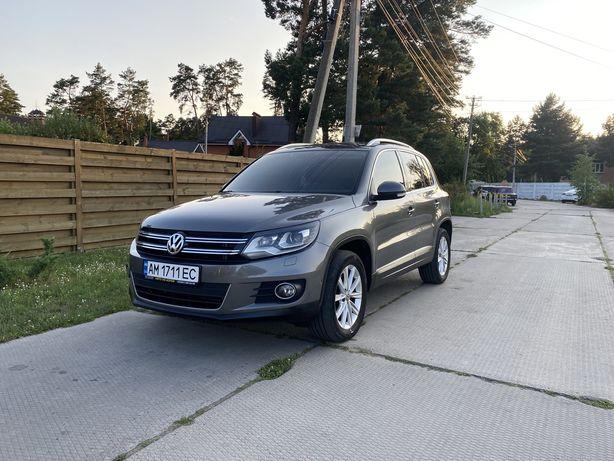 Volkswagen Tiguan 2.0 TDI 4x4