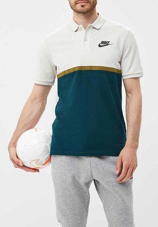 Футболка поло майка Nike NSW Найк Ellesse Guess M