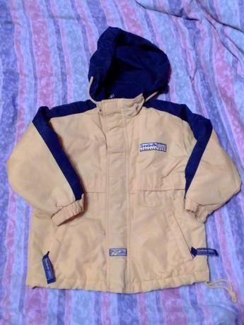 Куртка демисезонная Рибок.