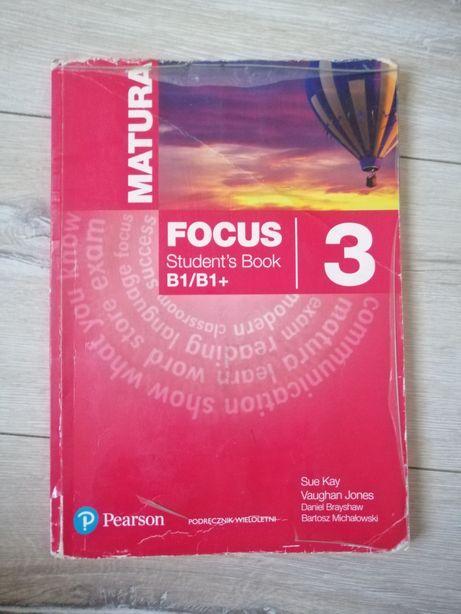 Matura Focus 3 podręcznik