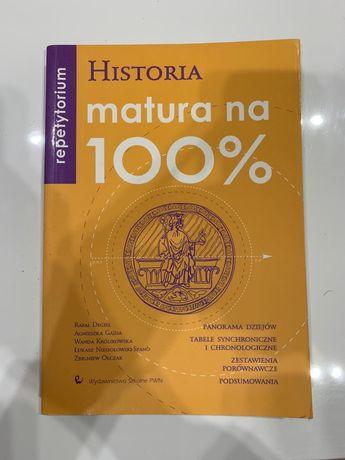 Matura na 100% historia