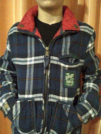 Курточка на подростка фирмы SuperDry