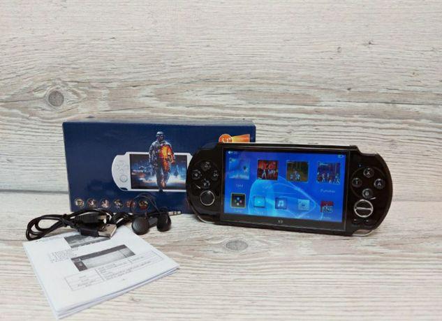 Игровая портативная приставка PSP X9