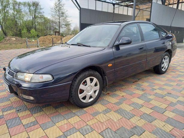 Mazda 626, 1995р., 2.0 бенз. укр реєстрація