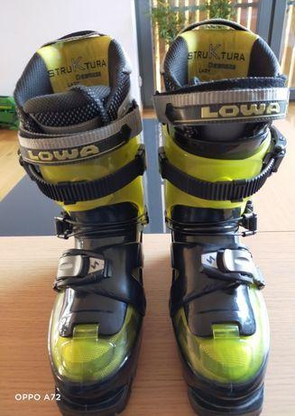 Buty skiturowe marki Lowa model Struktura Lady