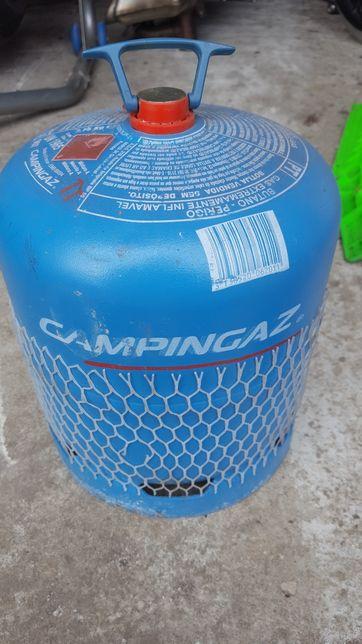 Campingaz 907 butla gazowa pełna gaz do campera