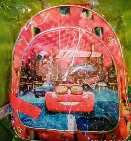 Детский мультяшный рюкзачек(прогулочный или в садик)новый!