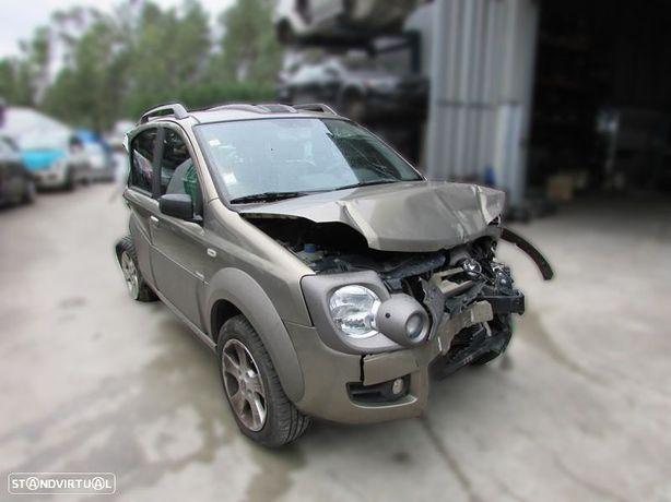 Fiat Panda 4x4 1.3MultiJet 2008 Peças Usadas