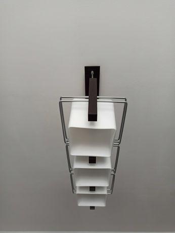 Lampa wiszącą orzech, nowoczesna, do salonu do sypialni do kuchni