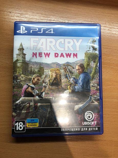 Far cry New Dawn на ps4