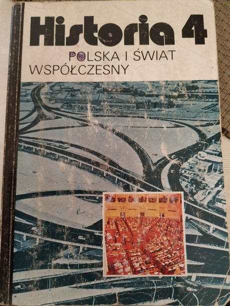 Historia 4 Polska i świat współczesny Pankowicz