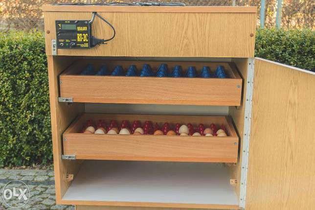 Nowy inkubator do jaj kurzych gesich SPRAWDZONY przez tysiace hodowców