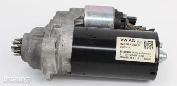 Motor arranque - VW PASSAT/GOLF 5